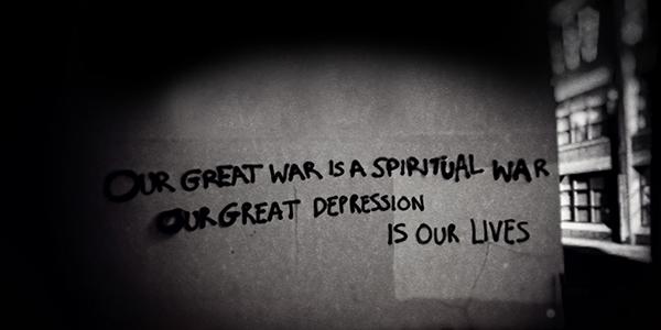 Chuck Palahniuk - Fight Club - Our War