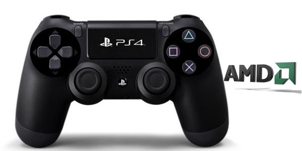 PS4 AMD