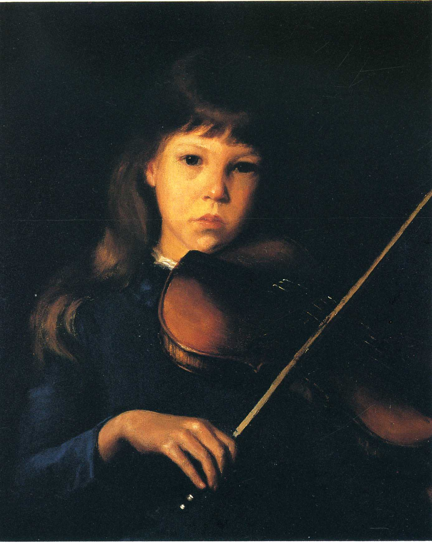 1885 - 1886 - The Beginner (Margare Perry) y Elisabeth (Lilla) Cabot Perry (1848 - 1933)