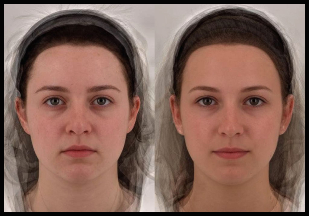 Does Your Face Tell People How Healthy You Are