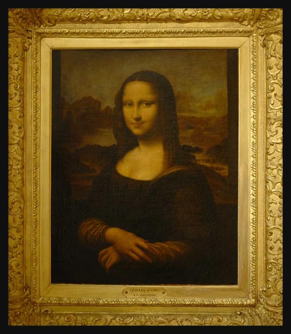 La Joconde (1503 - 1506) Léonard de Vinci dpurb d'purb website