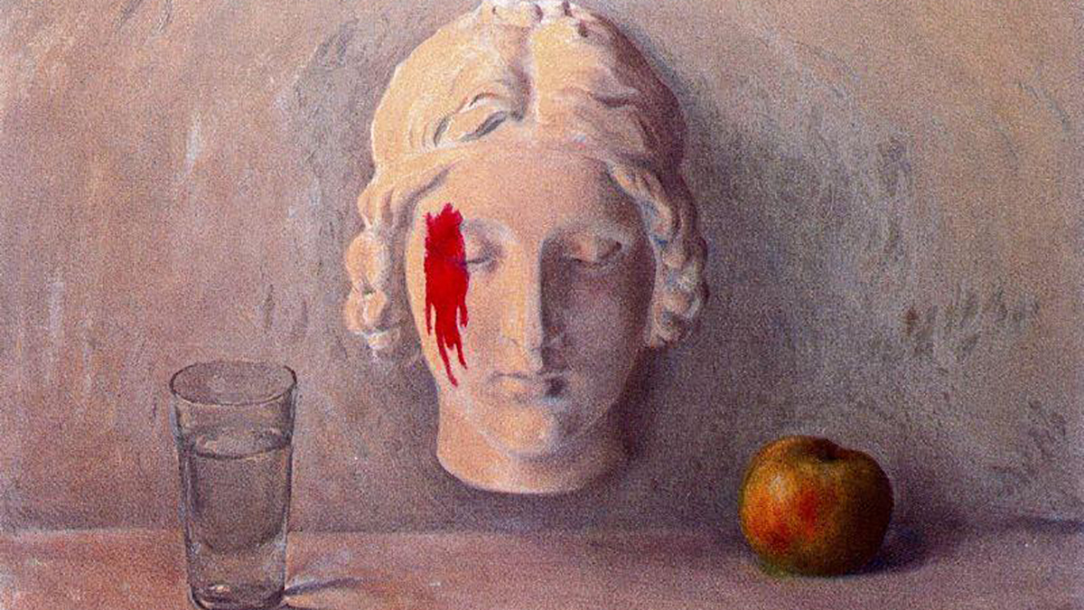 René Magritte - La Mémoire 1948 dpurb