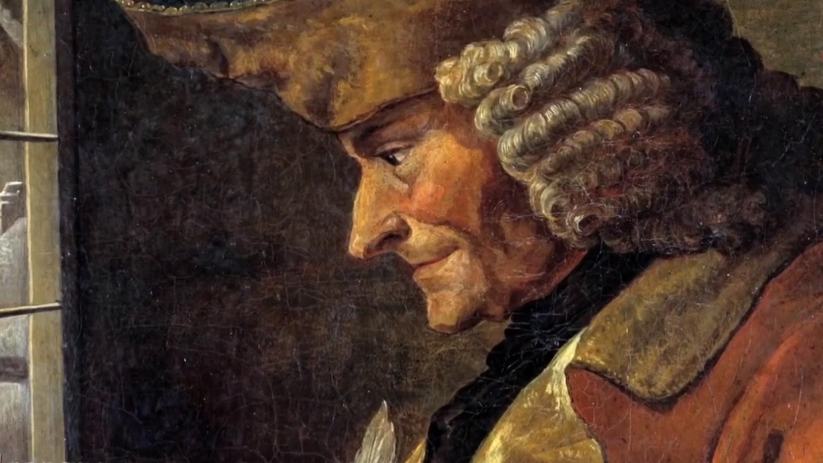 Voltaire - le reigne à Ferney