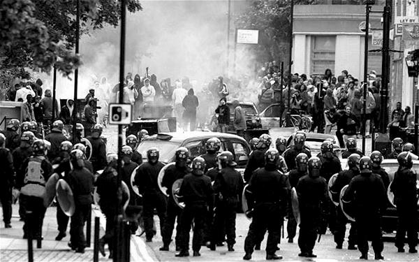 Uk Riots