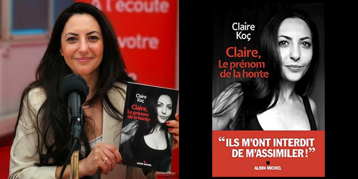 Claire Koc le prenom de la Honte