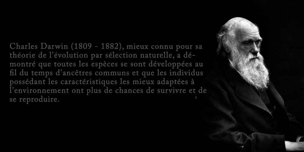 Darwin sur l'adaptation environmentale Oxford University Press Quote D'Purb dpurb site web