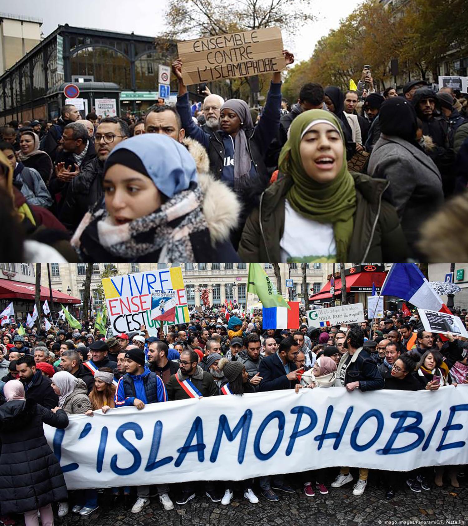 Islamophobia en France défendu par des Gauchistes ignorants.jpg