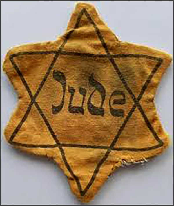 Jewish Badge and Armband WW2.jpg