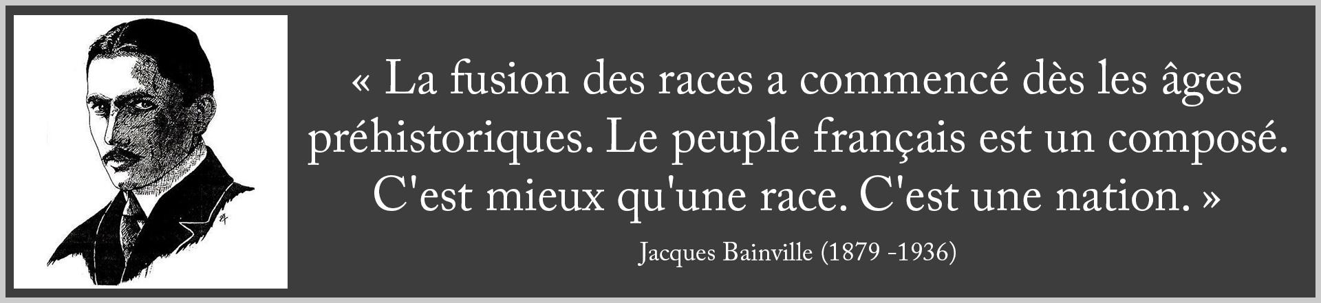 La fusion des races Jacques Bainville Danny D'Purb dpurb