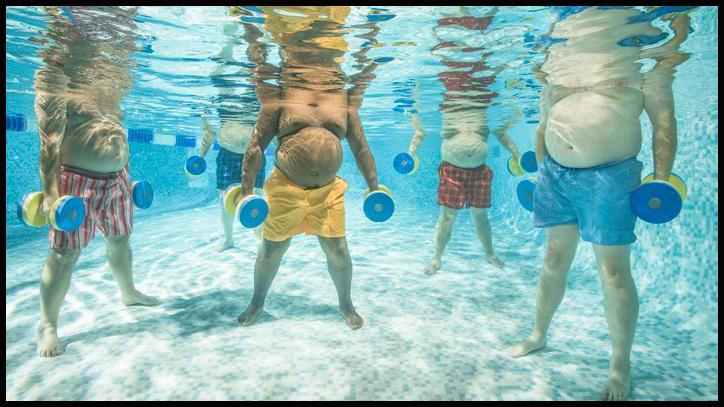 Obésité - la culture des gros ventres