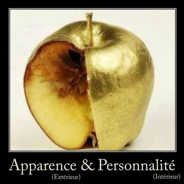 La Pomme Pourrie (Rotten Apple)- Apparence & Personalité d'purb dpurb site web