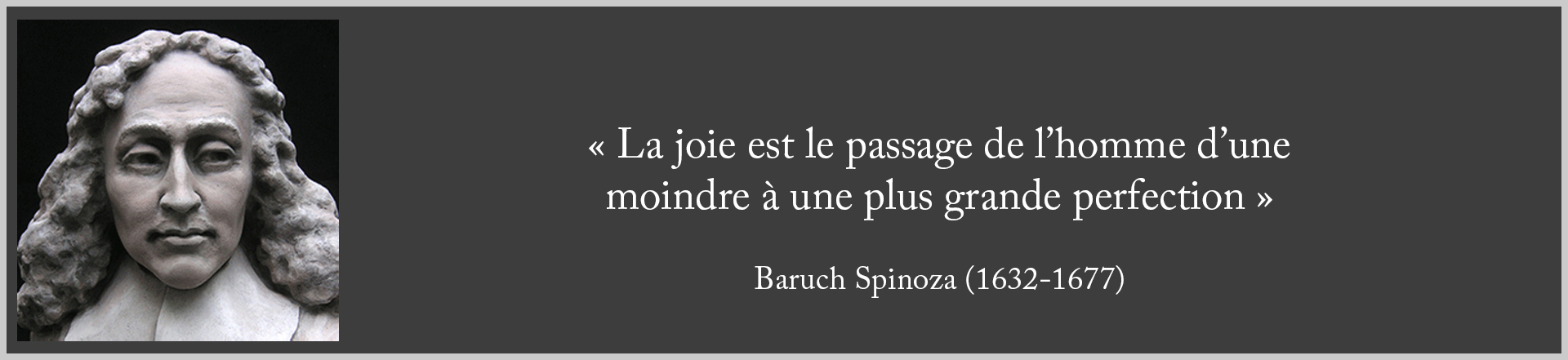 Baruch Spinoza dpurb site web