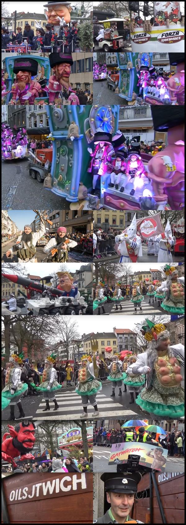 Carnaval d'Alost 2019 Vertical