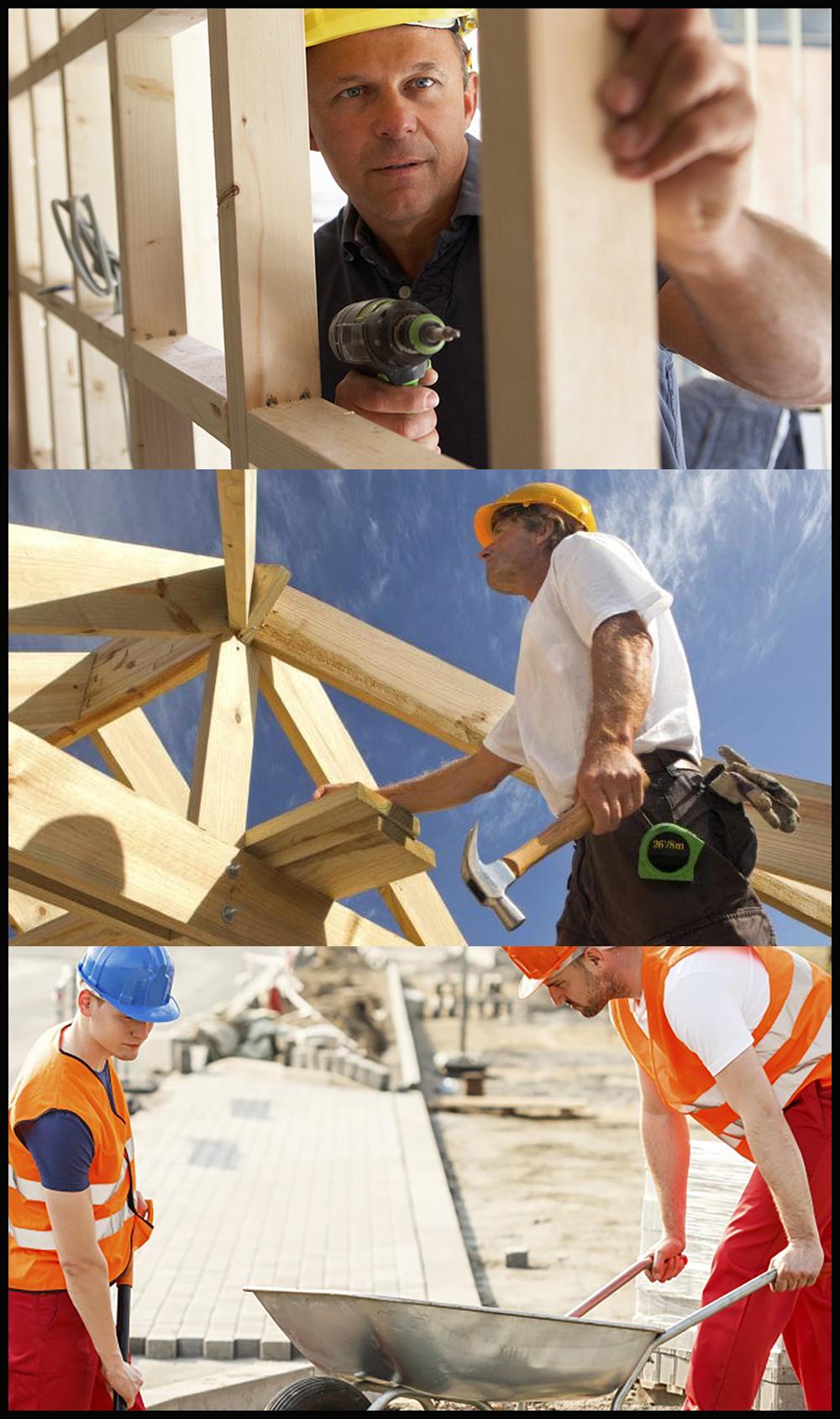 Construction Site Men