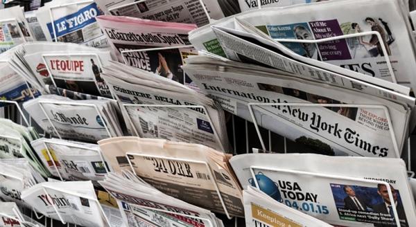 Les Médias de Masse perdent la confiance du public