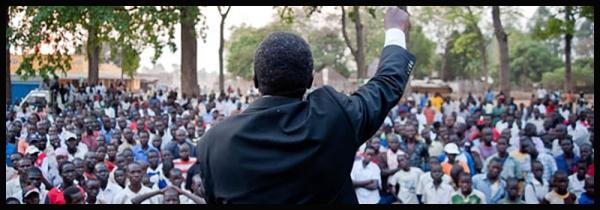 Negro Society Africa Rebirth