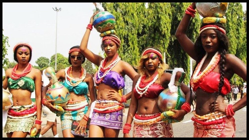 Nigeria Culture and History
