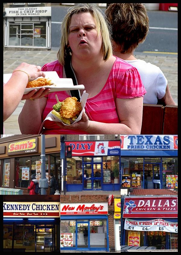 Poulet Frit A Londres Chicken Shop Nation England
