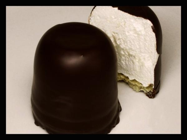 Têtes de Negre -Tunnocks Teacakes