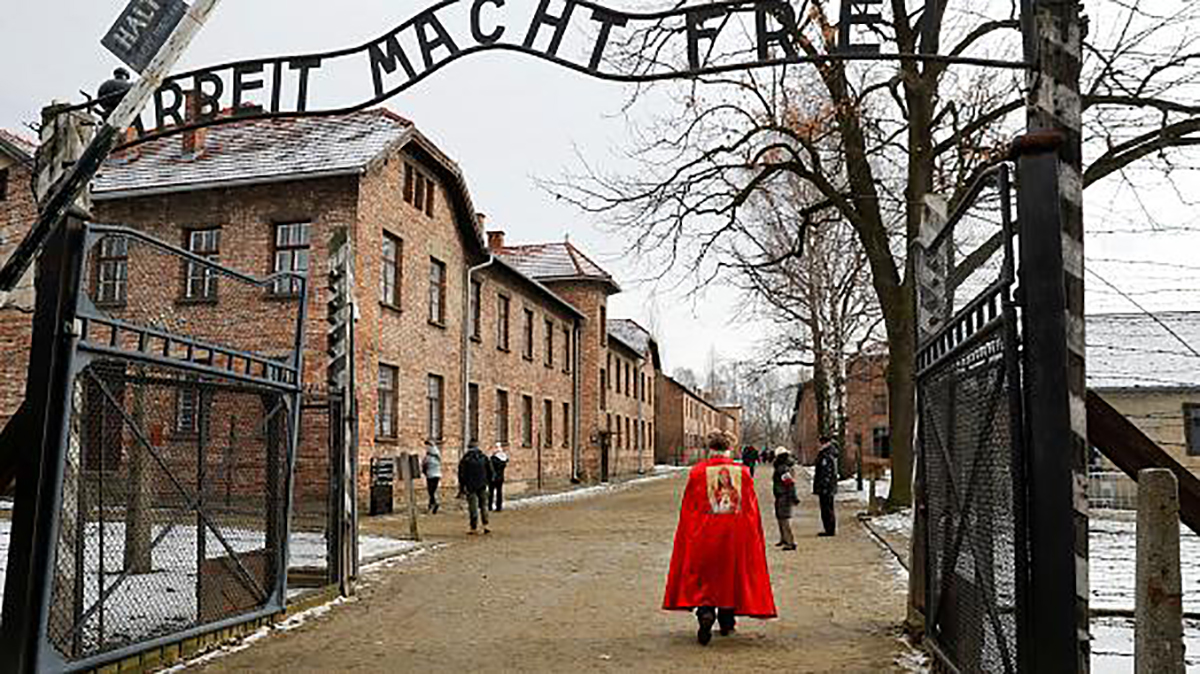 auschwitz detntion camp