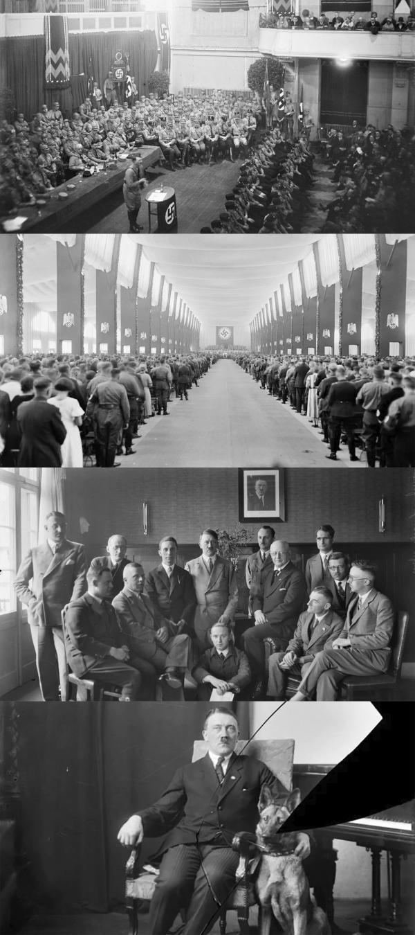 Hitler Photos Rares Digitalisé Pour La Première Fois