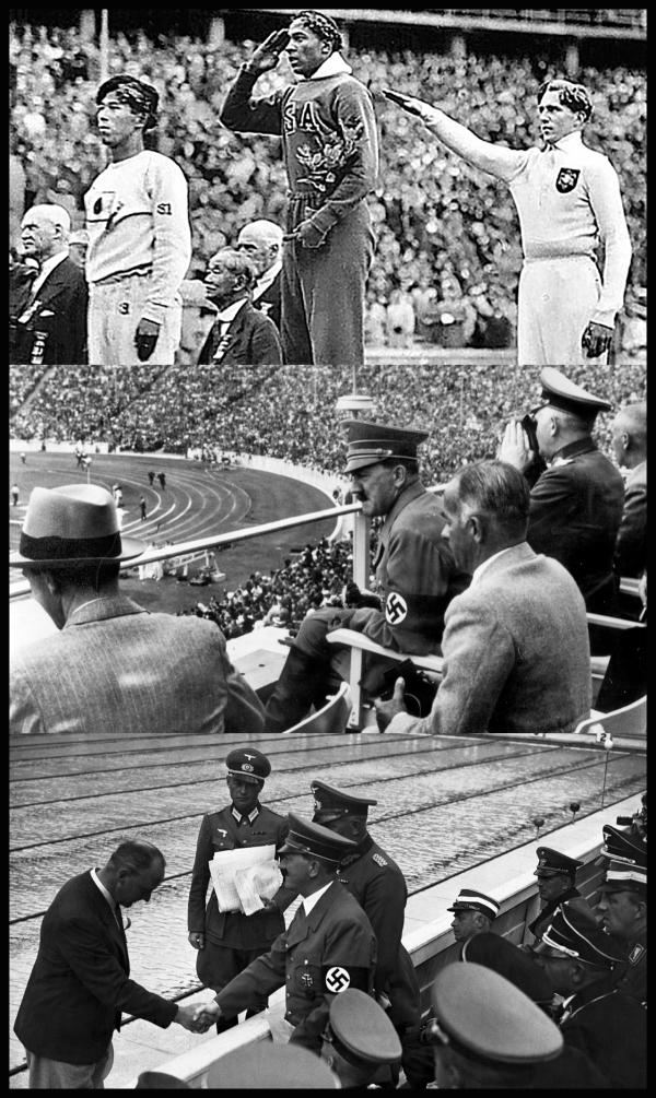 Jeux Olympiques de 1936