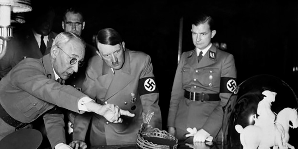Les planifications d'Hitler