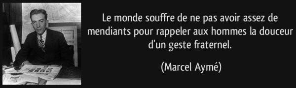 Marcel Aymé - Le Monde Souffre d'purb dpurb site web