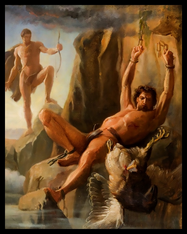 Prometheus'_Liberation,_1864_Carl Heinrich Bloch