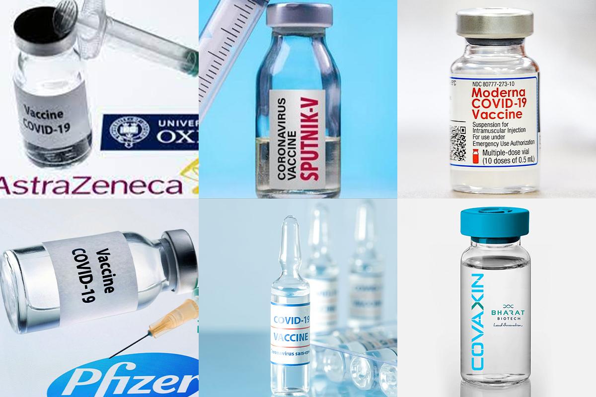 6 Major Vaccines COVID-19
