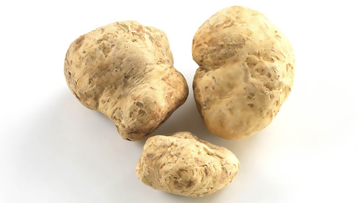 Some White Truffles