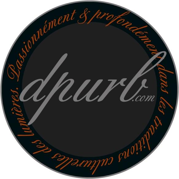 dpurb dot com Logo 2020 danny d'purb site web
